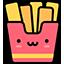 :Ikony jedzenie frytki: