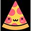 :Ikony jedzenie pizza: