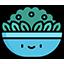 :Ikony jedzenie sałatka: